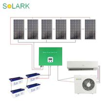 48V DC solar powered a/c unit air conditioner split ac 1 ton