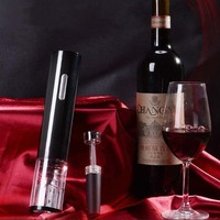 Promotional Gifts Metal Multi-function Red Wine Bottle Openers Corkscrew