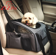 Customized color size animal cage booster seat for cars pet carrier dog