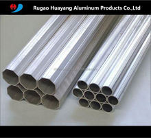 China Manufacturer thin wall aluminum pipe 32mm hollow