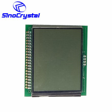 customized size PCB board color tn lcd display panel for home auto control