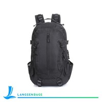 wholesale canvas school bag new fashion outdoor military camouflage backpack