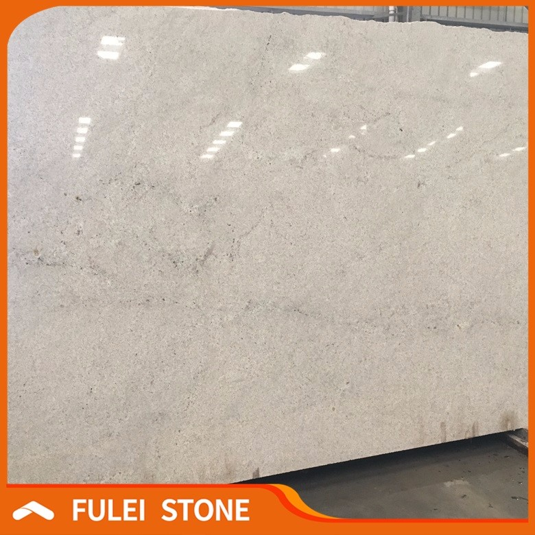 Best Sale Polished Brazil Cream White Granite