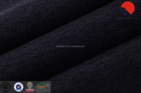 Woolen-like TR cotton spandex fabric for men's coat,suiting