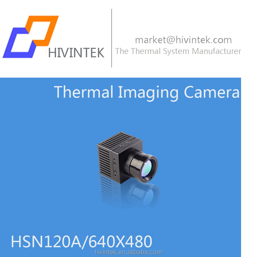 HSN120A infrared thermal camera for drone