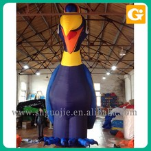 Durable waterproof inflatable model