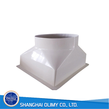 Fiberglass Wind Machine cover/Exhaust fan covers/Industrial fans cover