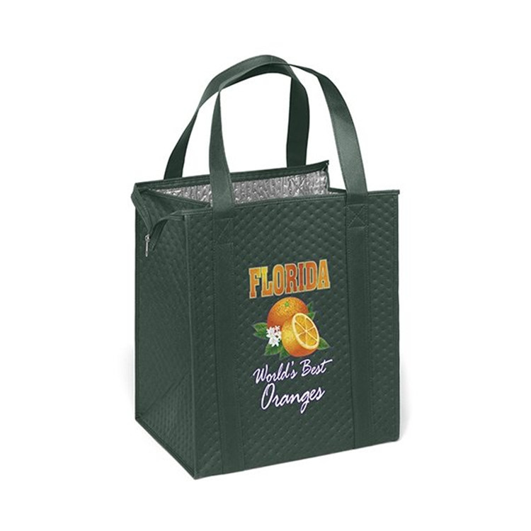 Factory Price High Quality Laminated PP Non Woven Bag Screen print multi color tote bag