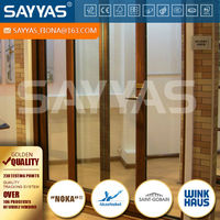 sliding sash lifting and sliding door