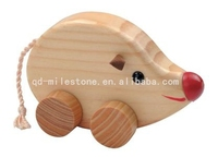 Educational animal kid wooden toy,eco-friendly wood animal toys