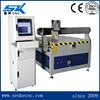 3D high accuracy 6mm glass cutting/polishing/drilling used cnc glass cutting machine