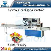 Automatic Pillow Packing Machine for instant noodle