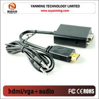 hdmi to vga with audio adapter cable