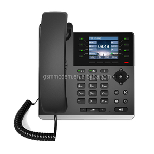 VoIP Phone / VoIP Telephone / IP PHONE for small business Wifi Sip Phone