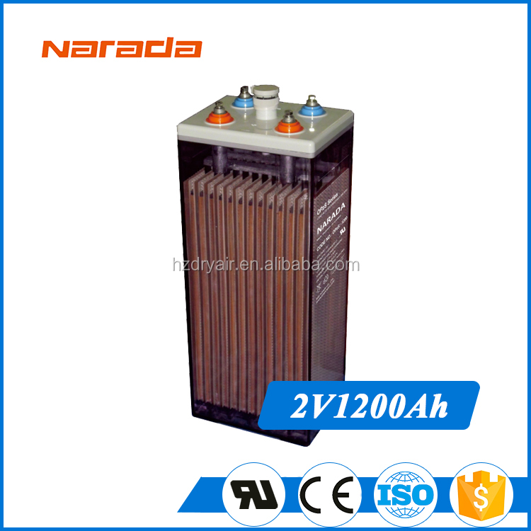 New Energy 1200Ah 2V Dynamic Power Toyota Prius Battery