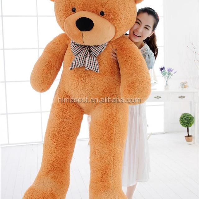 HappyIsland CE Super lovely gummy plush stuffed giant teddy bear