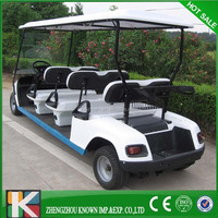 4 person electric mini golf cart factory price