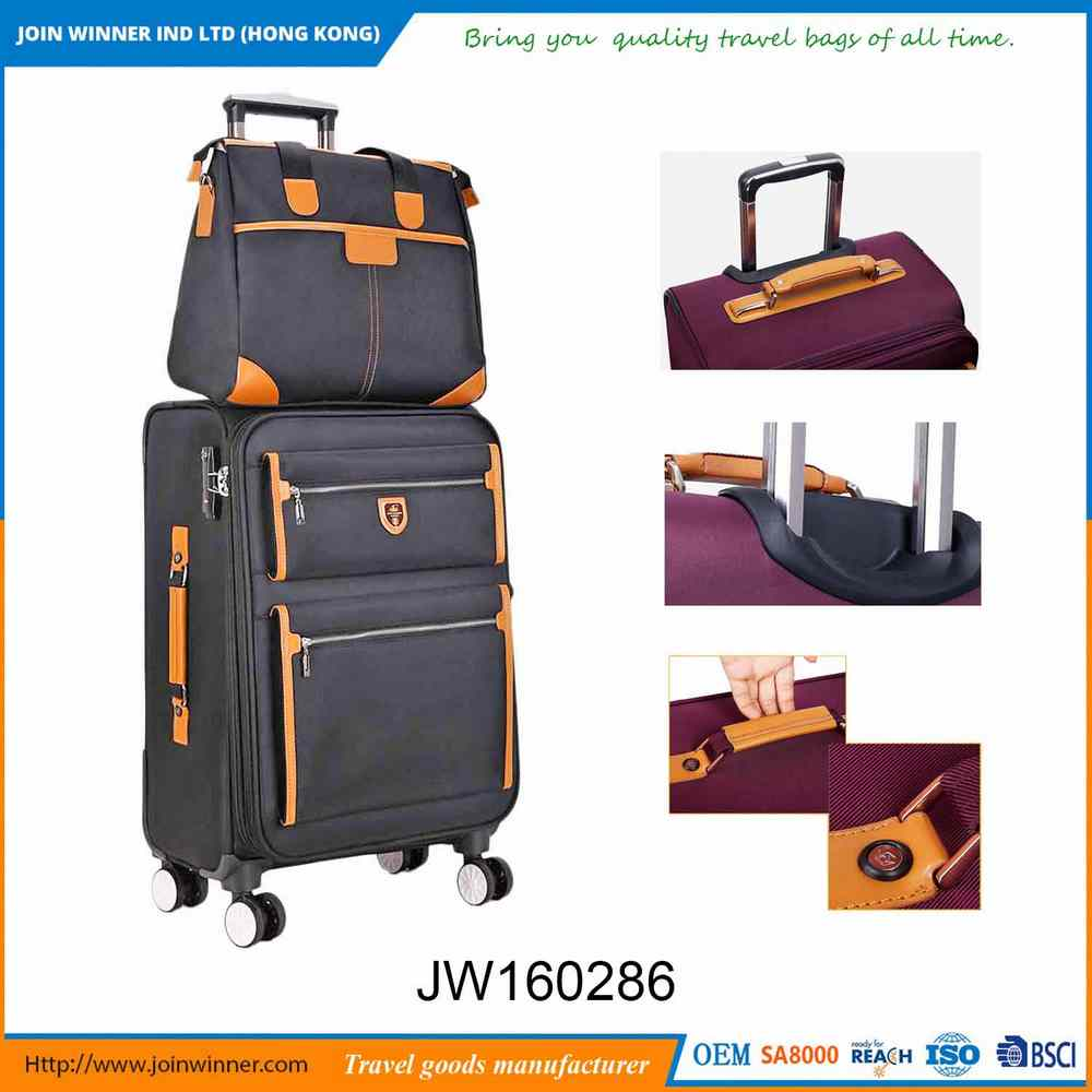 Factory Wholesale 3 Piece Luggage Set Deals With Promotional Price