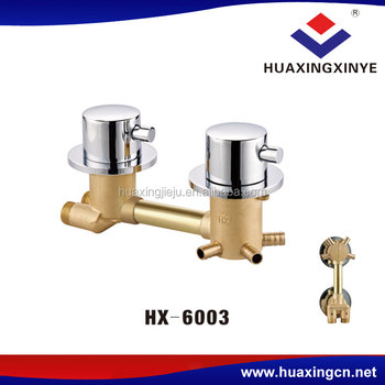 Manufacturer Customize Bath Tap Wholesale Mixer Hx 6003