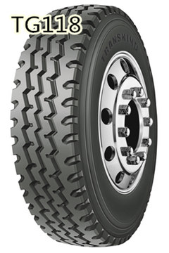 Mining pattern off road truck tyre used on big truck