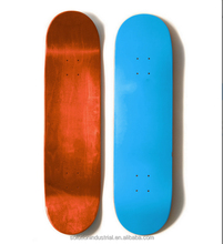 Free Sample Custom Skateboard Decks Graphic Design Canadian Maple Deck