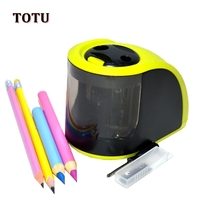 Mechanical Automatic Electric Pencil Sharpener With