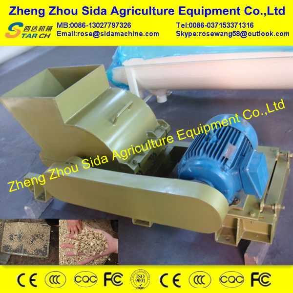 Stainless steel sweet potato cutter for starch processing
