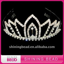 new fashion design wedding crown