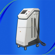 New tech IPL skin rejuvenation rf e-light nd yag laser, permanent hair removal, wrinkle removal beauty machine