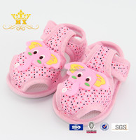 lovely pattern soft sole baby shoes walking shoe