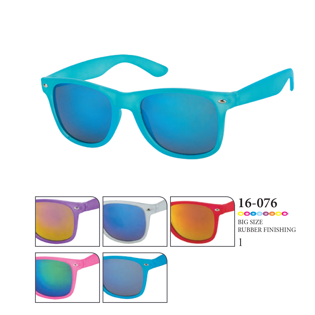 Beautiful Color New Hot Kost Eyewear