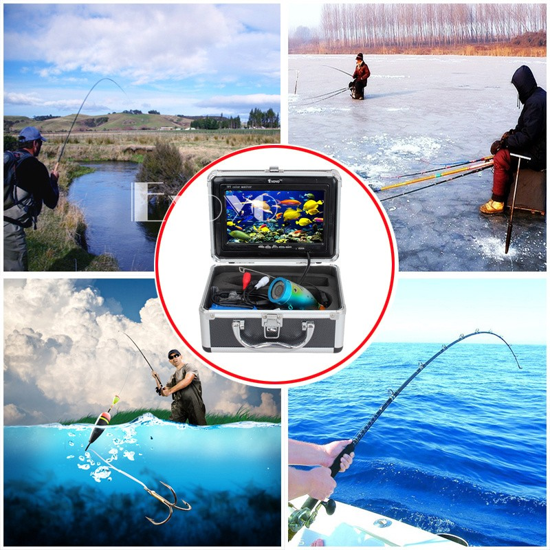 2014 Newest China Factory Underwater Fishing Camera hotselling
