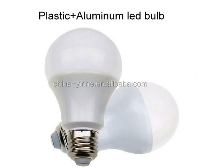 Low cost 3w-15w equivalent E27 led light lamp led bulb price