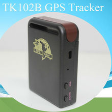 gps tracker with voice surveillance gps tracker waterproof mini dog gps gprs tracker TK102B
