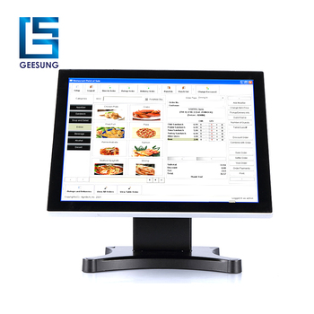 Wholesale commercial lcd 17 inch capacitive touch screen monitor