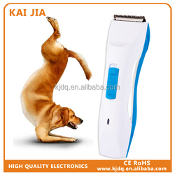 Electric power supply pet clipper rechargeable dog pet grooming products