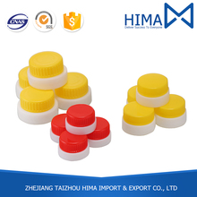 Excellent Material 3 size cap and handle for edible oil Colored Plastic Mineral Water Bottle Cap