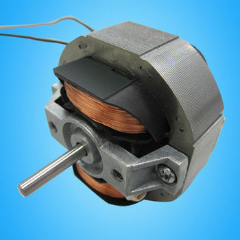 shape pole motor