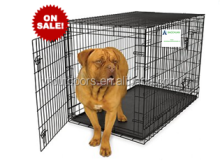 New design stainless steel dog cage for sale chiang mai