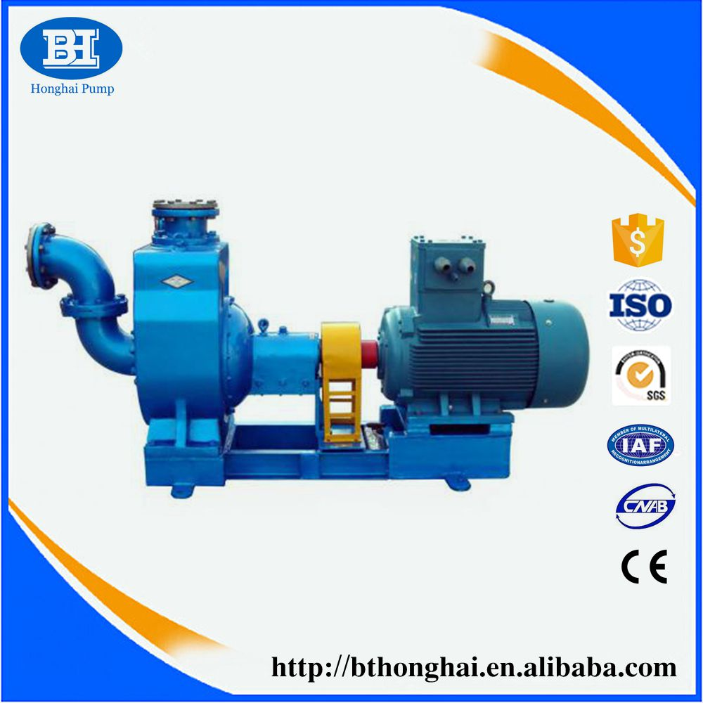Honghai CYZ Series self priming centrifugal 440v centrifugal pump sea water