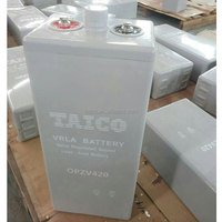 Industrial solar use OPZV battery 2V 420Ah with long life