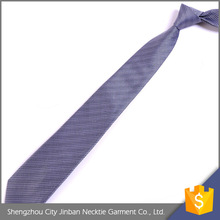 China Factory custom logo soft Polyester wool neck tie for mens