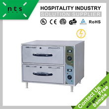 Restaurant kitchen equipment Commercial Elecric drawer bun warmer