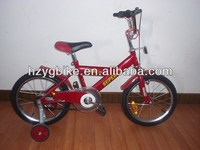 Children Simple Red BMX/BMX Bicycle With Medium Quality