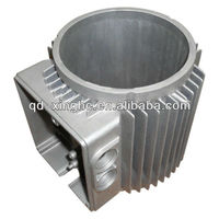with oem service aluminum die casting shell