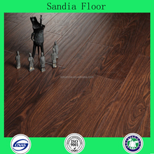 Handscraped embossed laminate flooring best price / 12mm Ac3 Factory Direct Chinese Oak Wood Look Eir Indoor Actificial Laminat