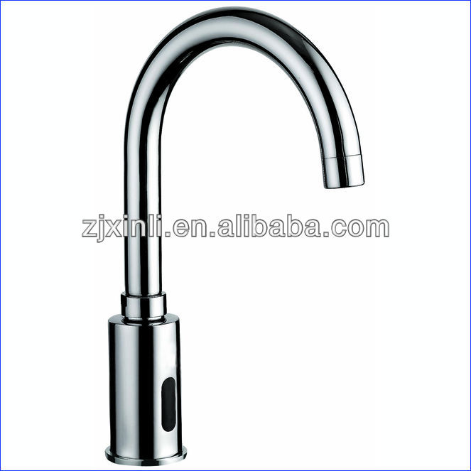X7080B1 Luxury Brass Electric Infrared Cold Water Basin Faucet