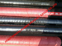 Dry material hose - discharge hose for dry bulk commodities