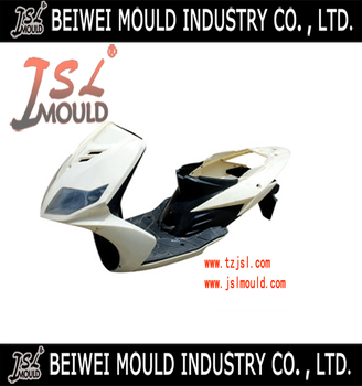 plastic injection Motorcycle housing Mould