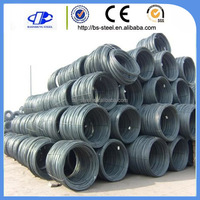Steel rebar, reinforced deformed steel bar, iron rods for construction/concrete/building